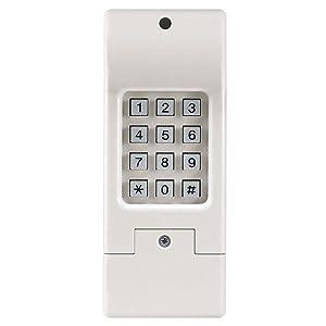 Chamberlain Klik2u Clicker Keypad Garage Door Remote Controls