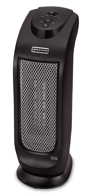 Amazon Com Bionaire Oscillating Ceramic Tower Heater