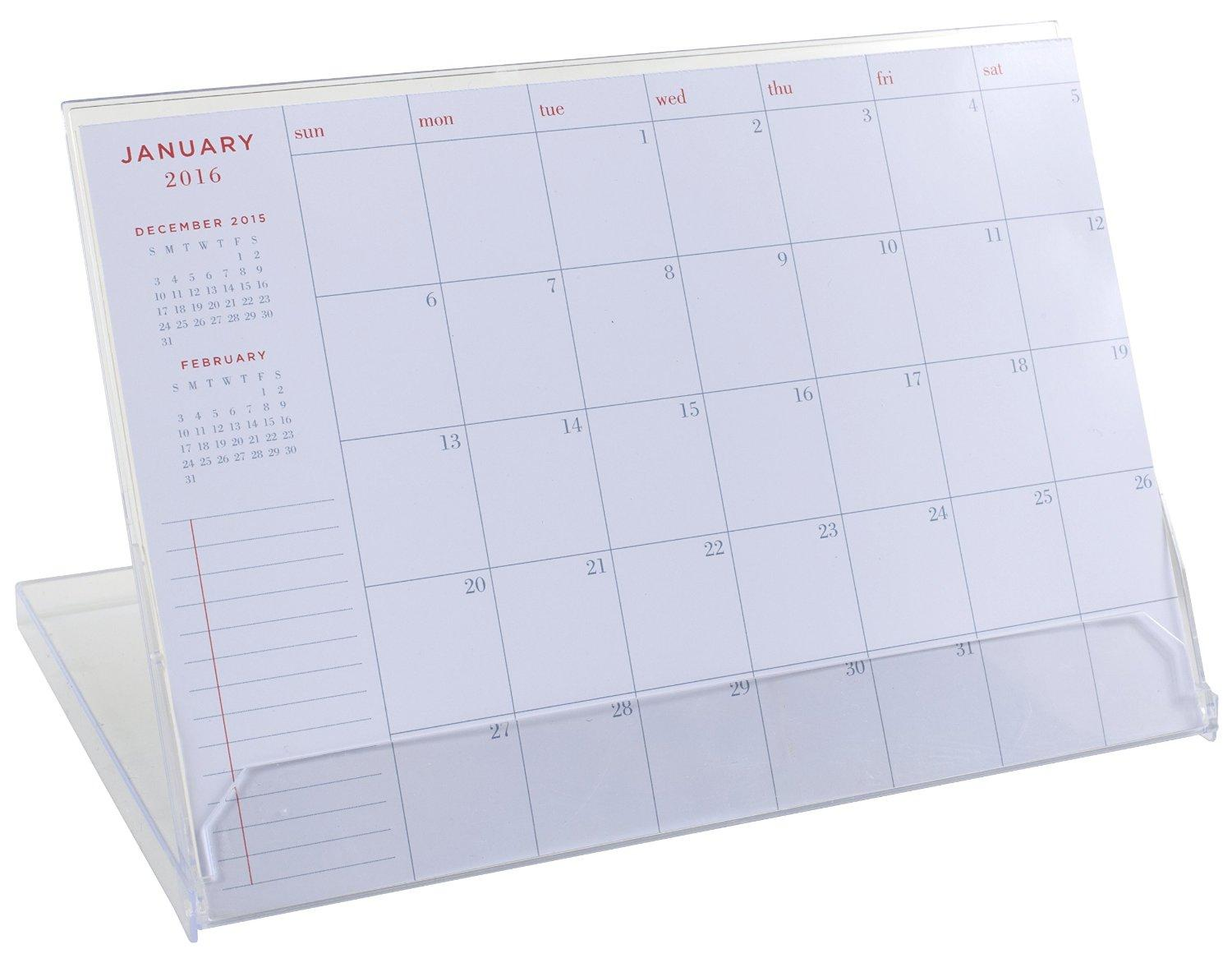 Desktop Calendar Deals On 1001 Blocks