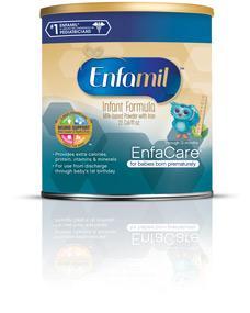 Amazon Com Enfamil Enfacare Baby Formula Powder Can For