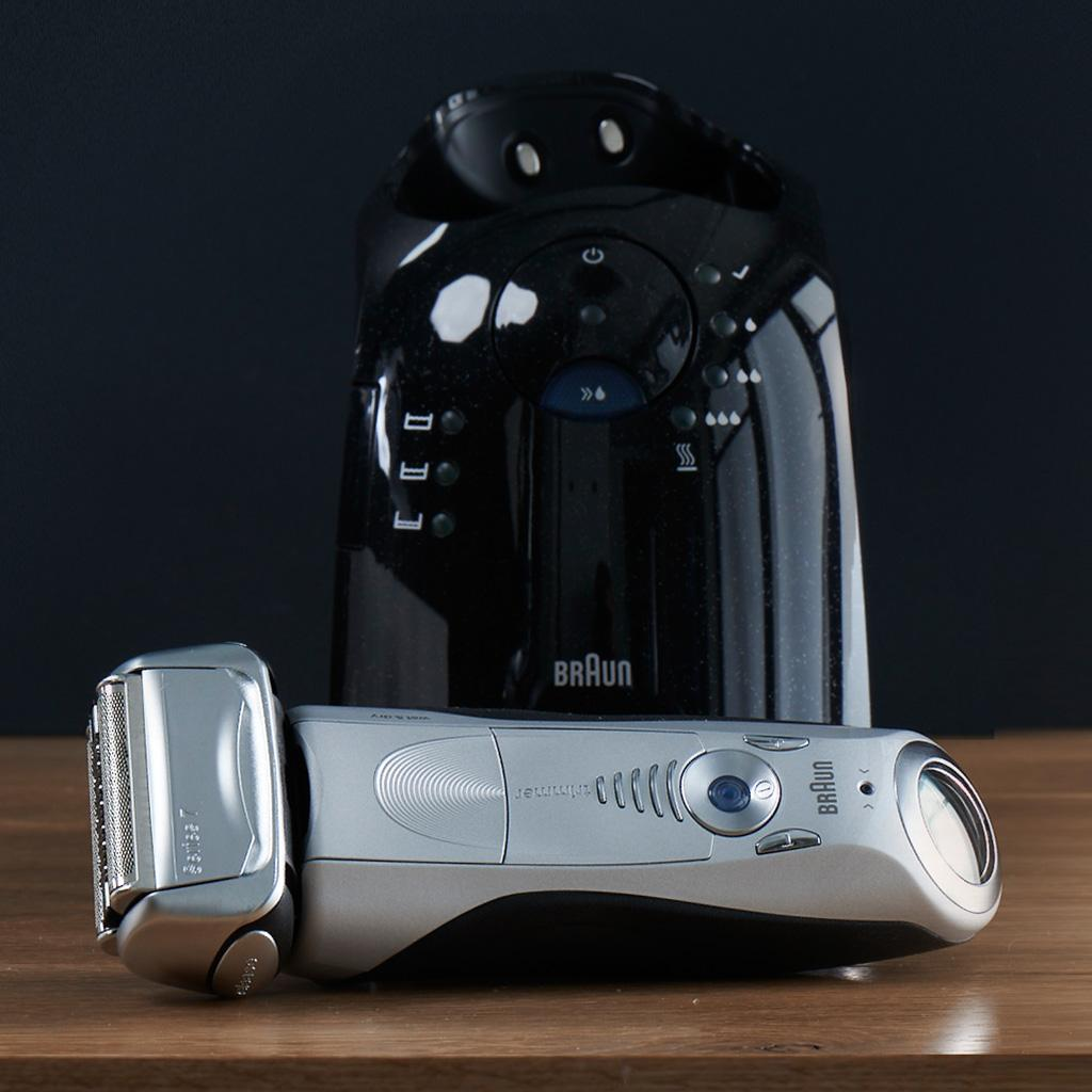 Braun Series 7 790cc 4 Electric Foil Shaver With Clean