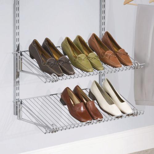 Amazon.com: Rubbermaid Configurations Add-On Shoe Shelf