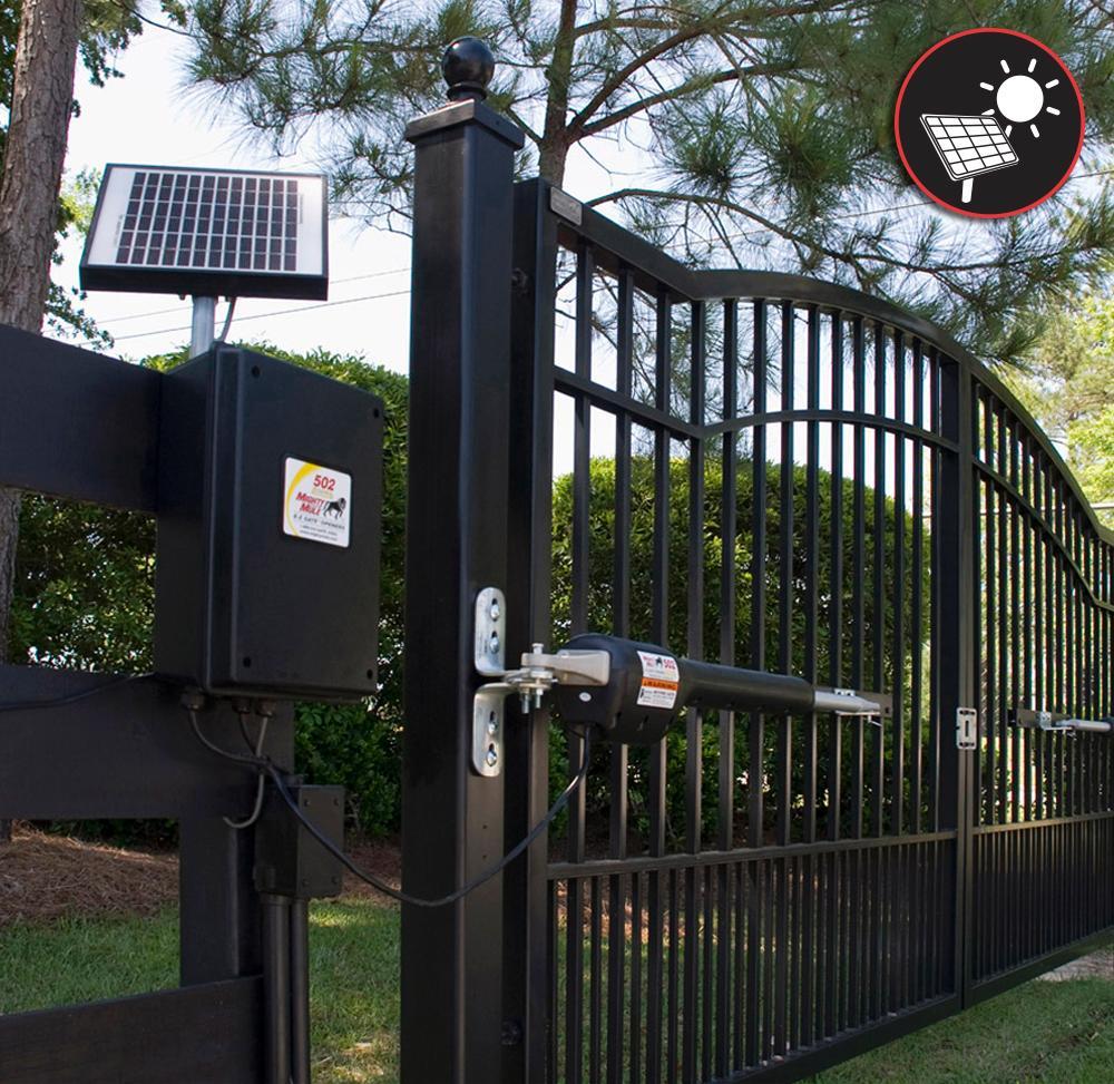 Fm500 Fm502 Operator Gate Warranty Electric Gate Diy
