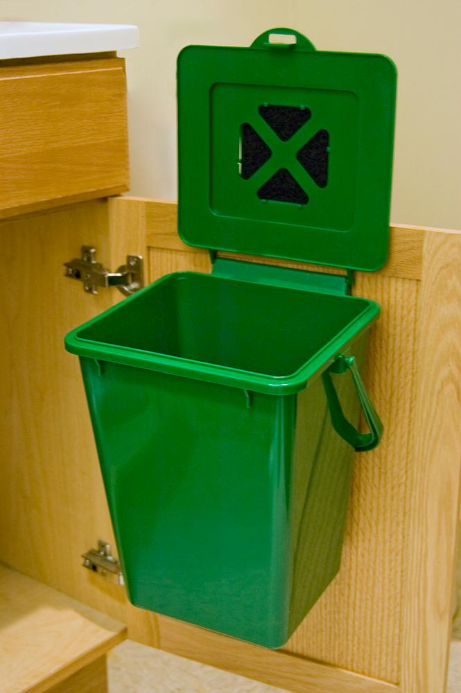 Amazon Com Exaco Eco 2000 2 4 Gallon Kitchen Compost