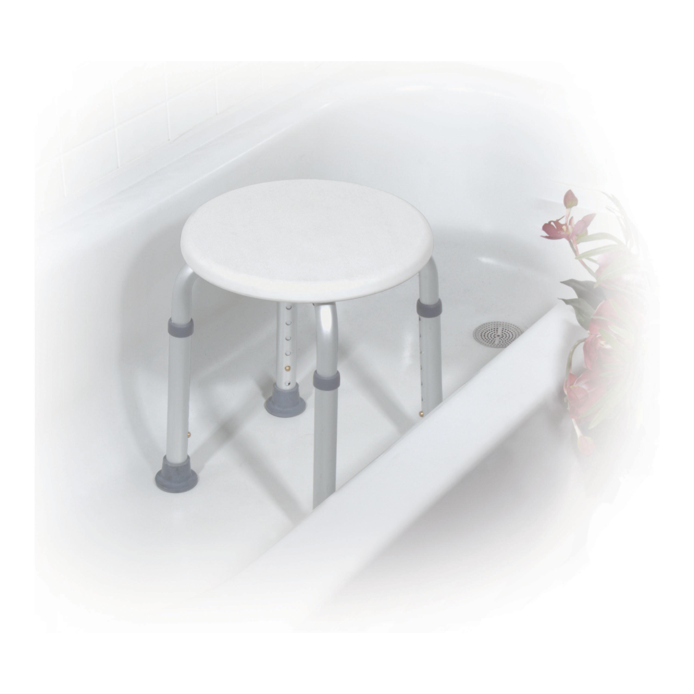 Amazon Com Drive Medical Adjustable Height Bath Stool
