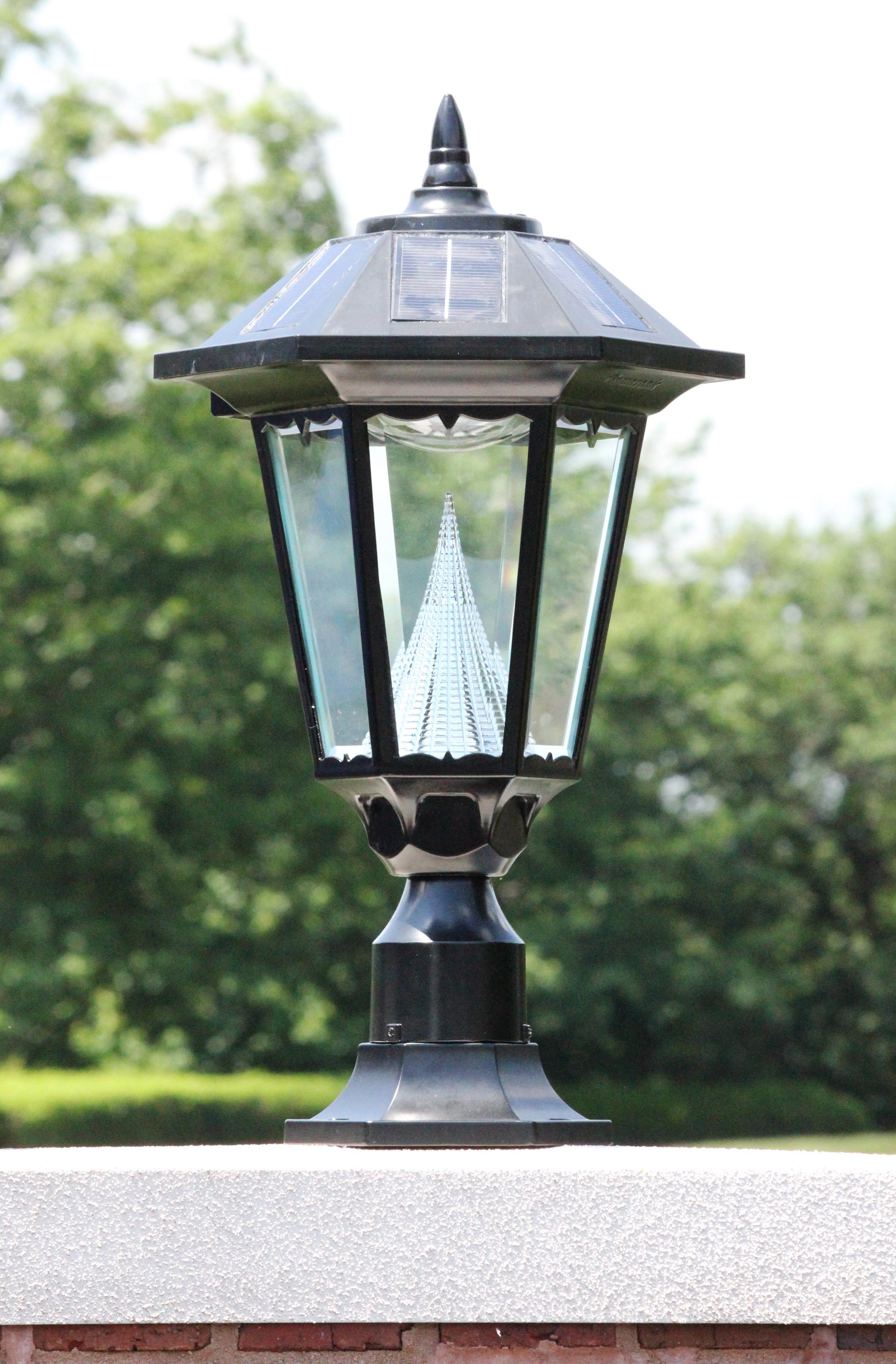 Commercial Yard Outdoor Lamp Post Lights Fixtures Led Post ...  |Commercial Outdoor Post Light Fixtures