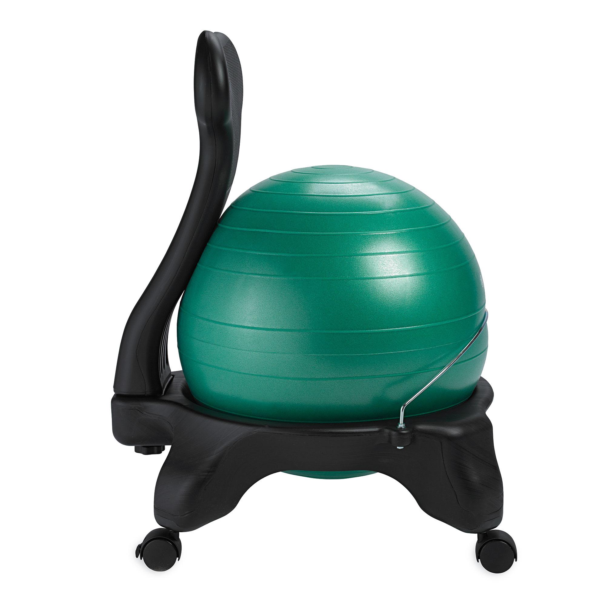 Amazon Com Gaiam Balance Ball Chair Replacement Ball
