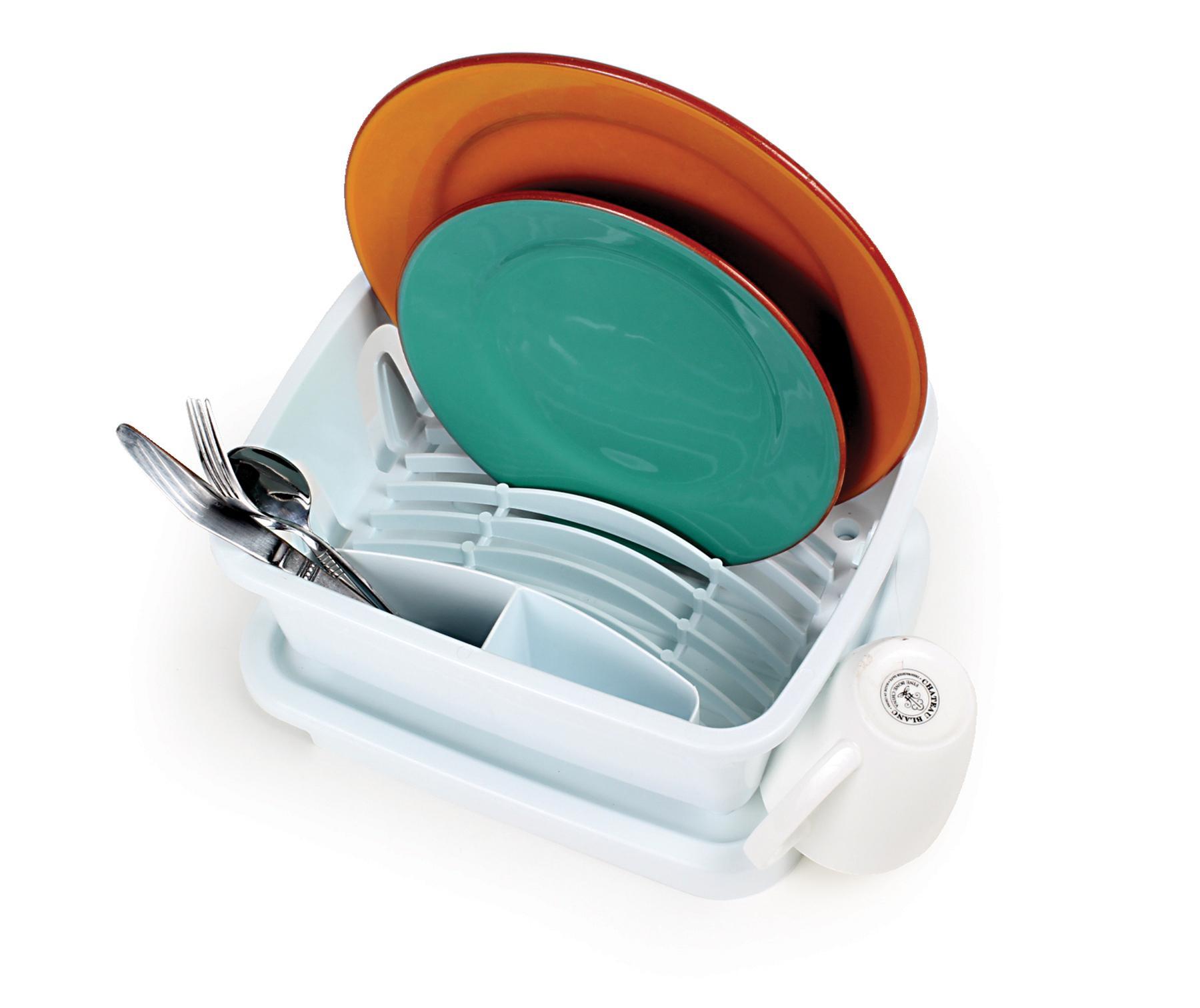 Amazon.com: Camco 43511 Mini Dish Drainer and Tray: Automotive