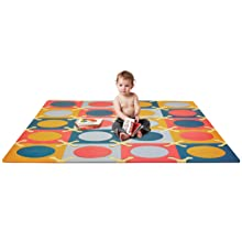 Amazon Com Skip Hop Playspot Floor Mat Brights 20