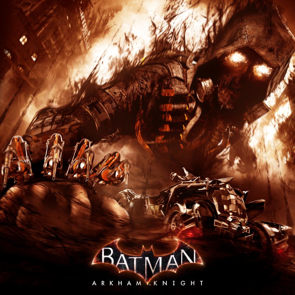 Amazon.com: Batman: Arkham Knight - Xbox One: WB Games