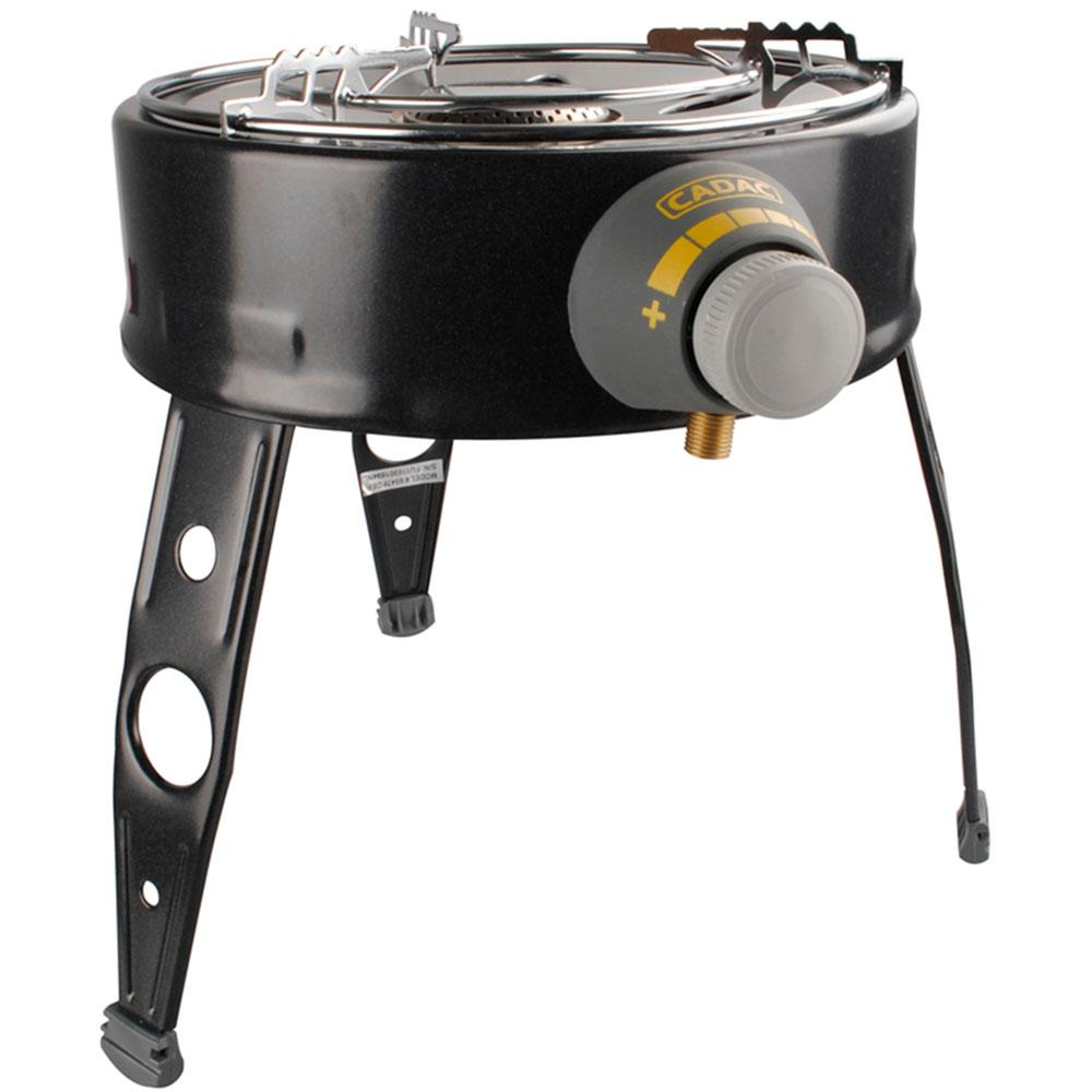 Amazon.com : CADAC Safari Chef Lightweight Gas BBQ ...
