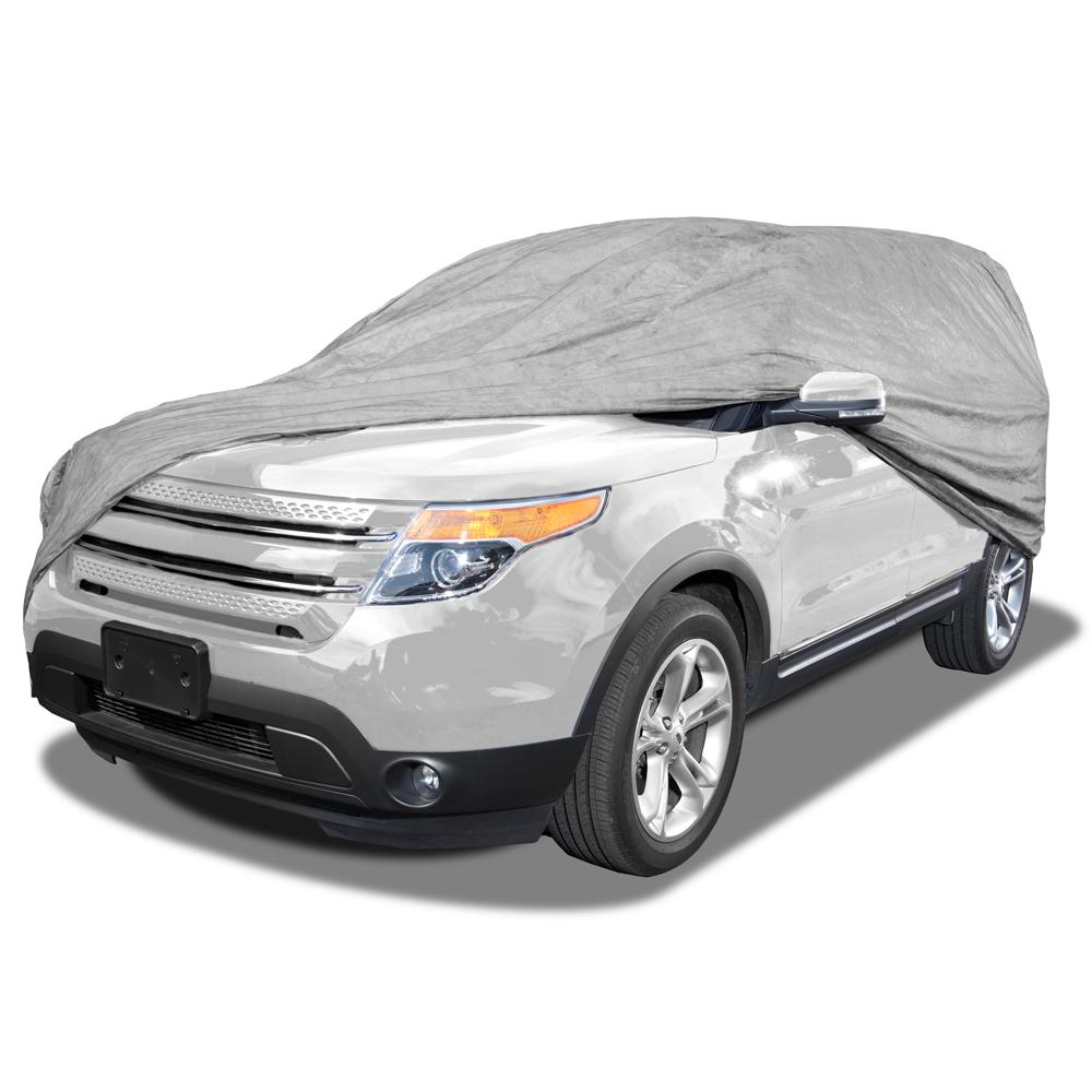 Amazon.com: Budge Lite SUV Cover Fits Full Size SUVs Up To
