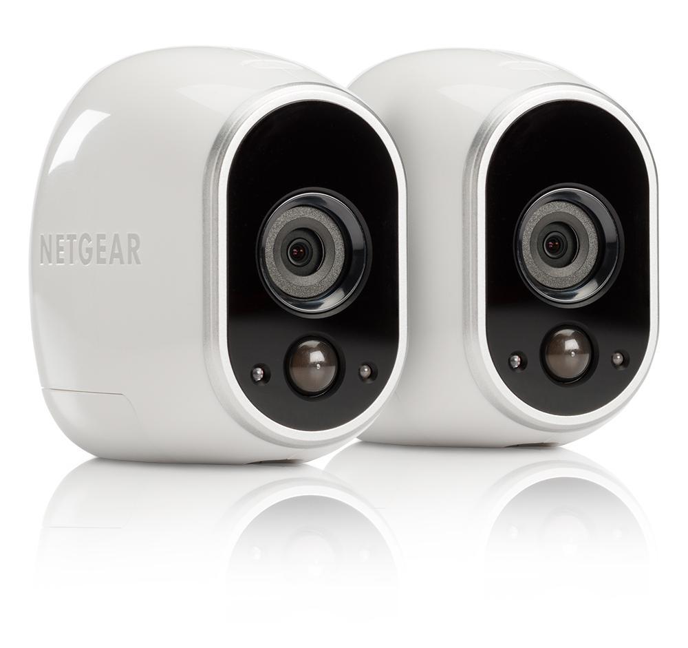 Amazon Com Arlo Smart Home Security Camera System 2 Hd
