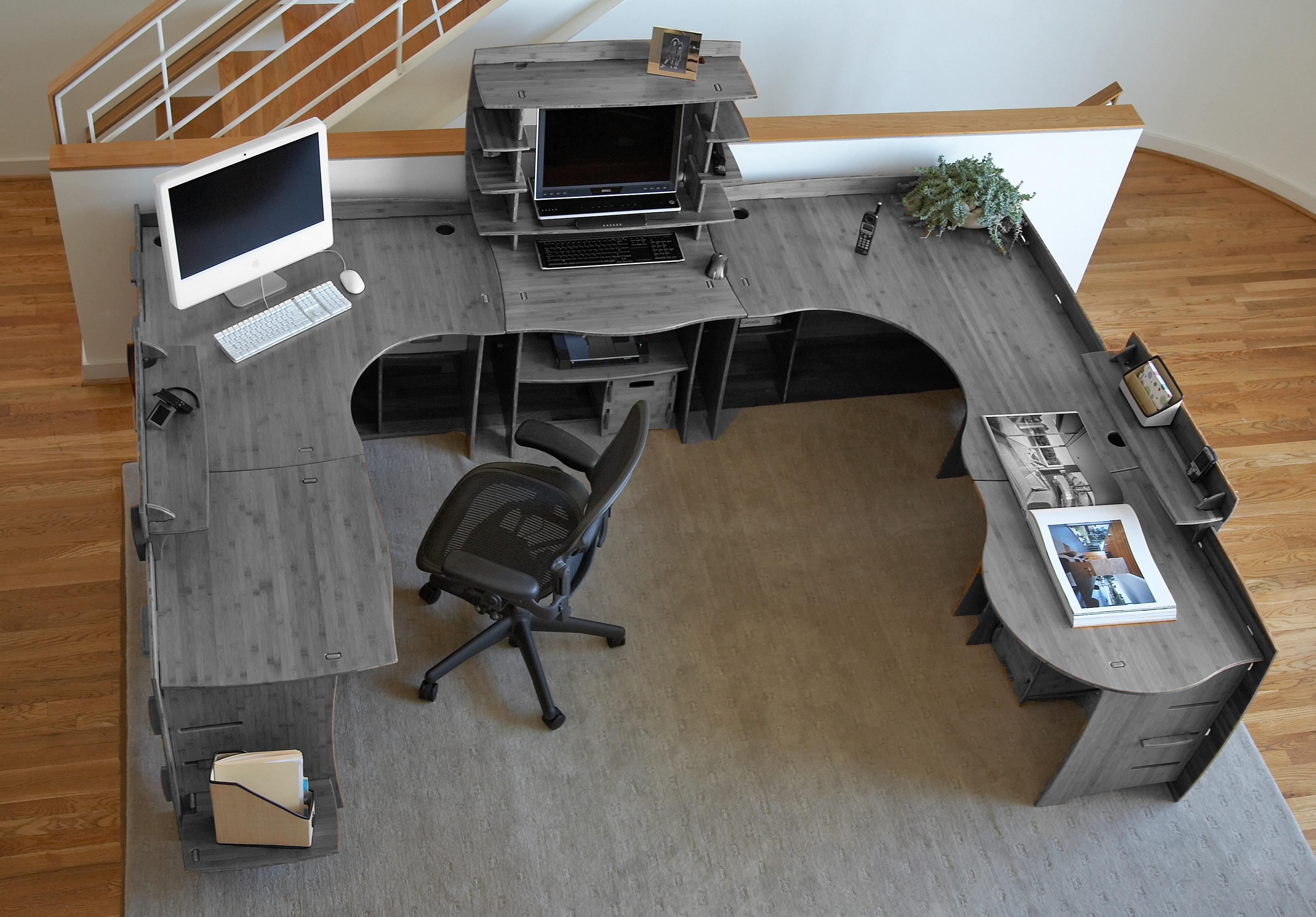 Complete Desk Home Office Small Office