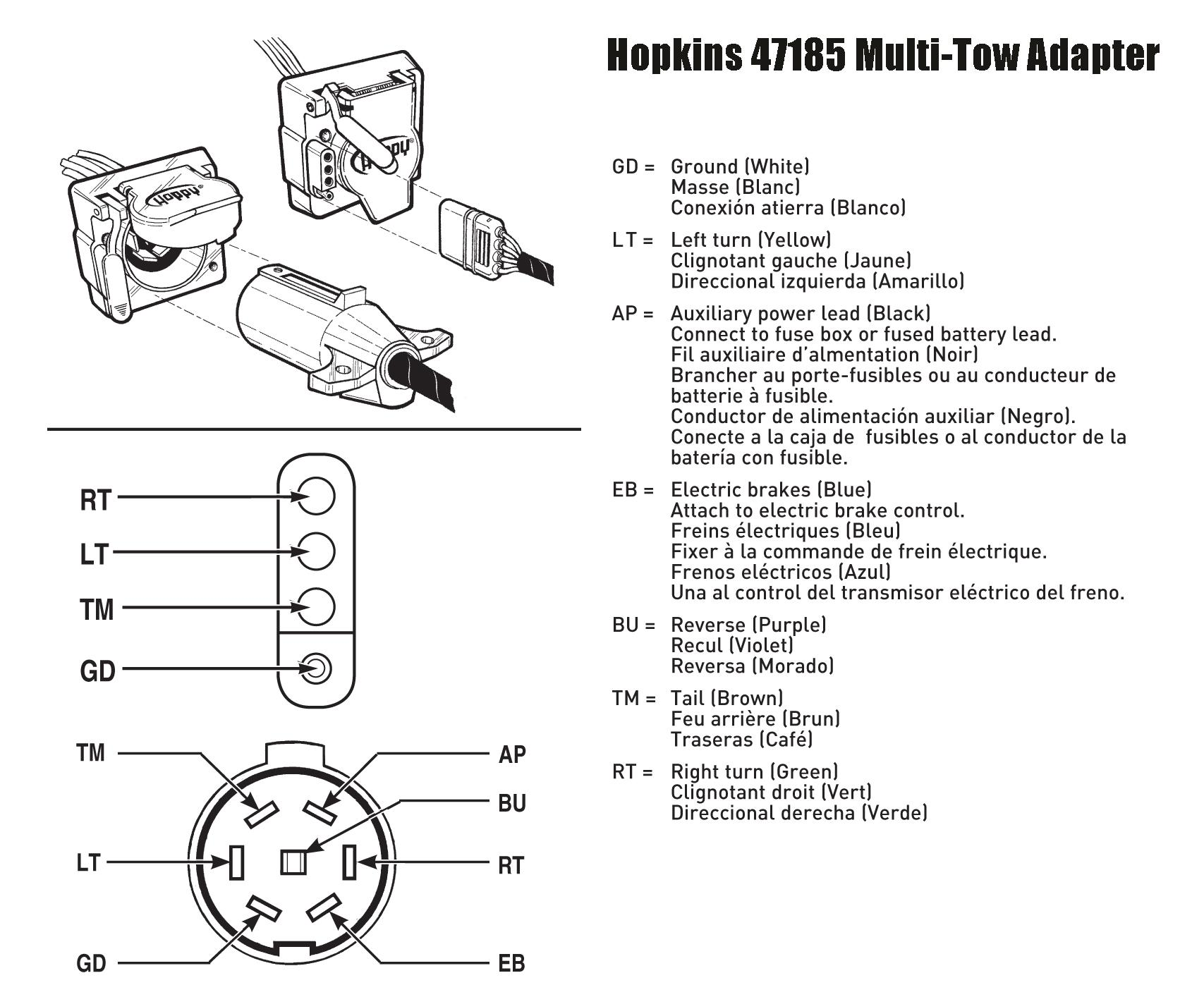 hopkins 40930 wiring diagrams hopkins wiring diagrams