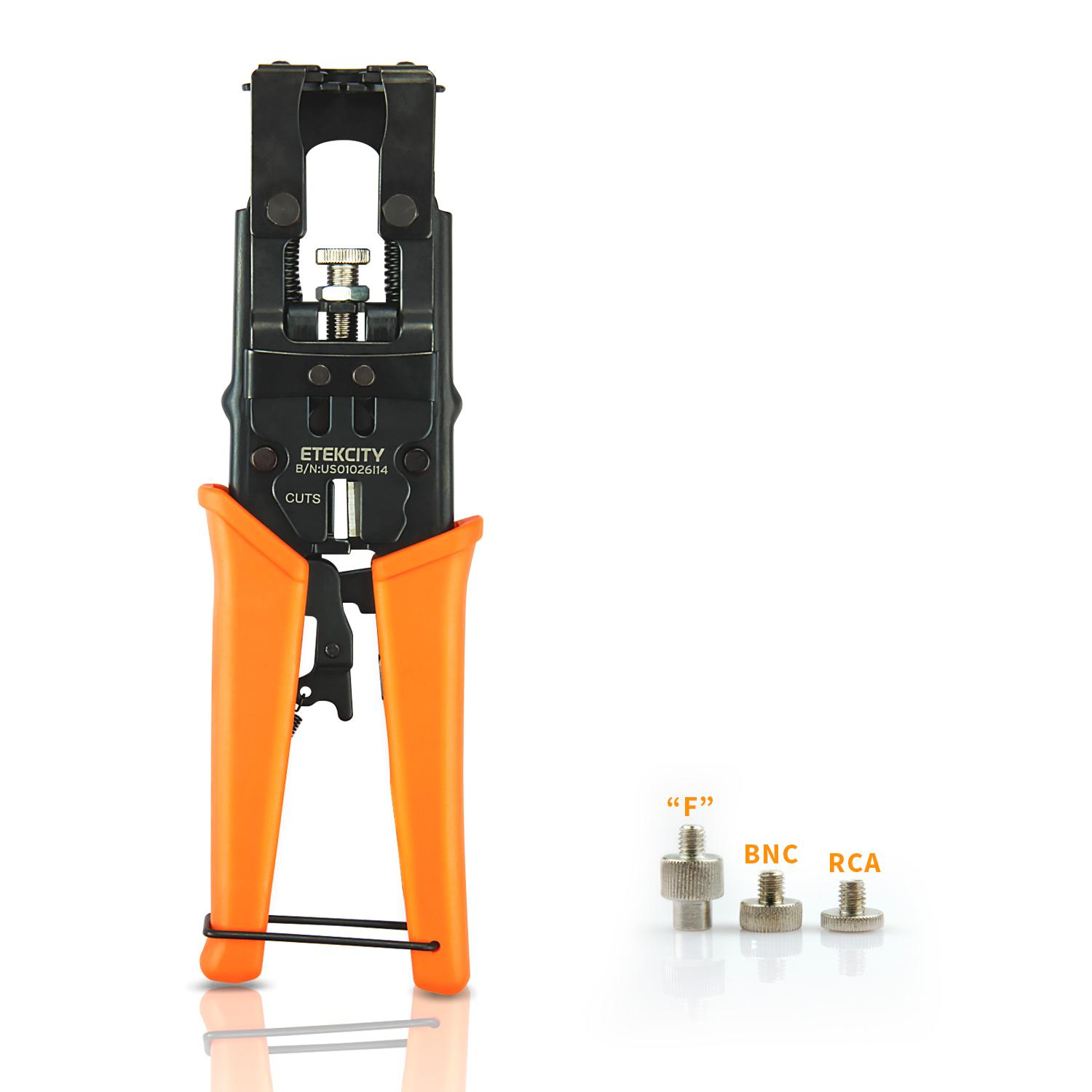 Wire Crimpers Hand Tools Wire Stripping Crimping Tools