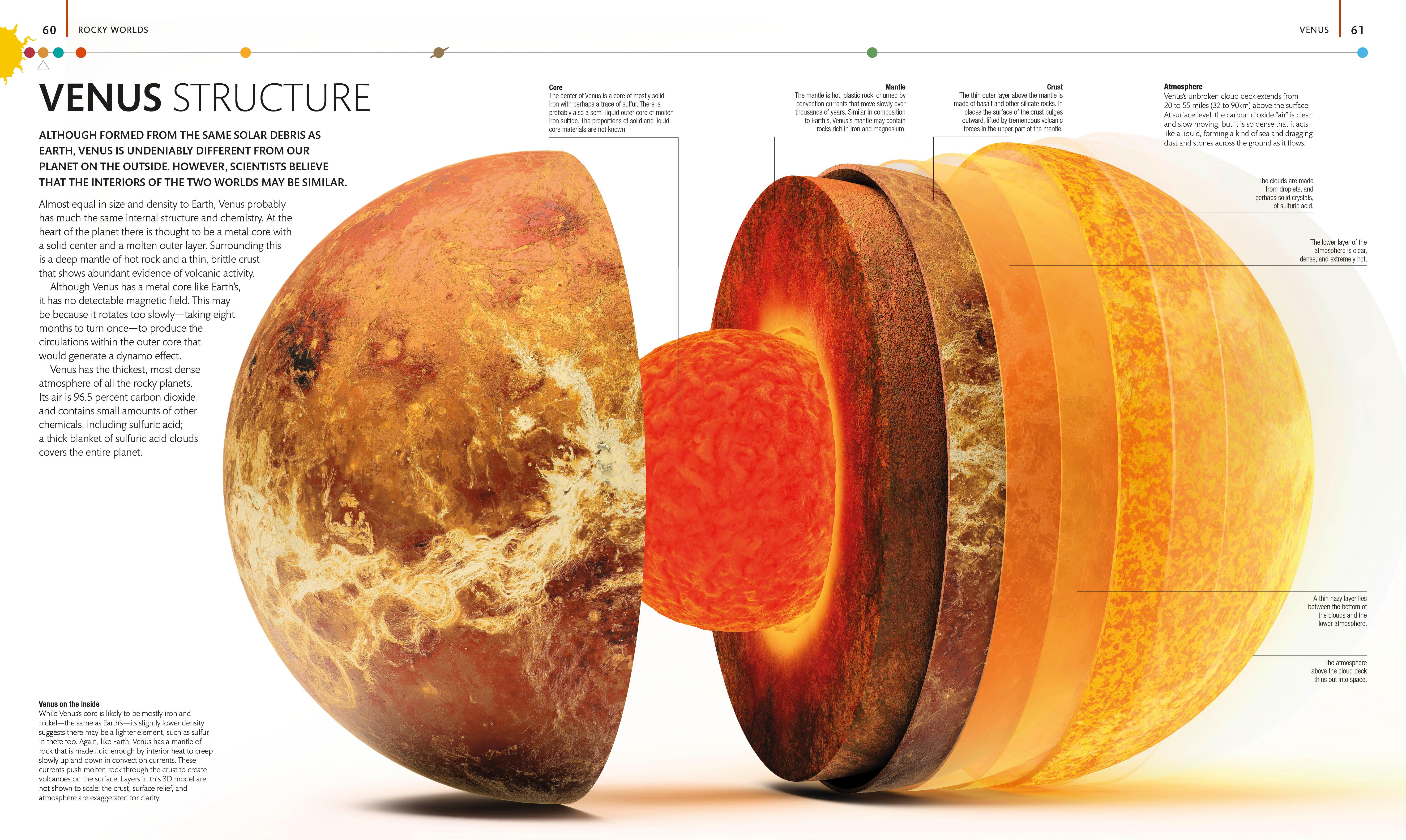 Planet Venus Pictures Inside Too (page 3) - Pics about space