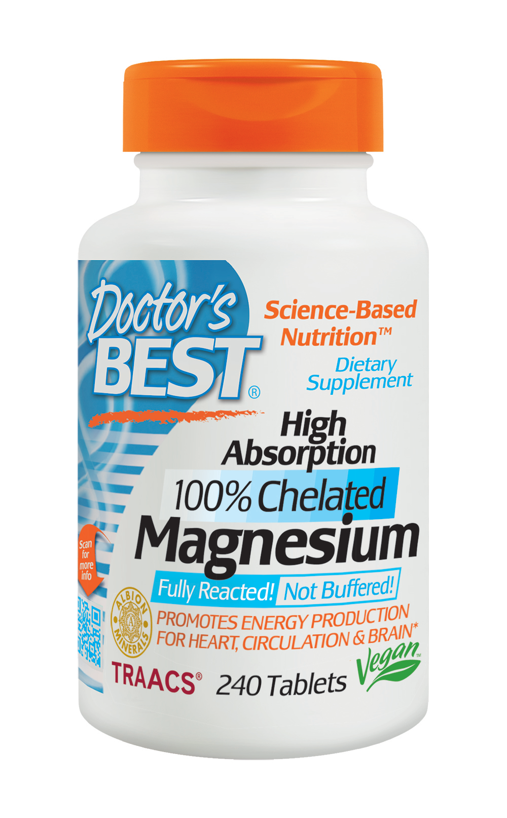 High Absorption Coq10 With Bioperine 200 Mg: Amazon.com: Doctor's Best High Absorption Magnesium (200