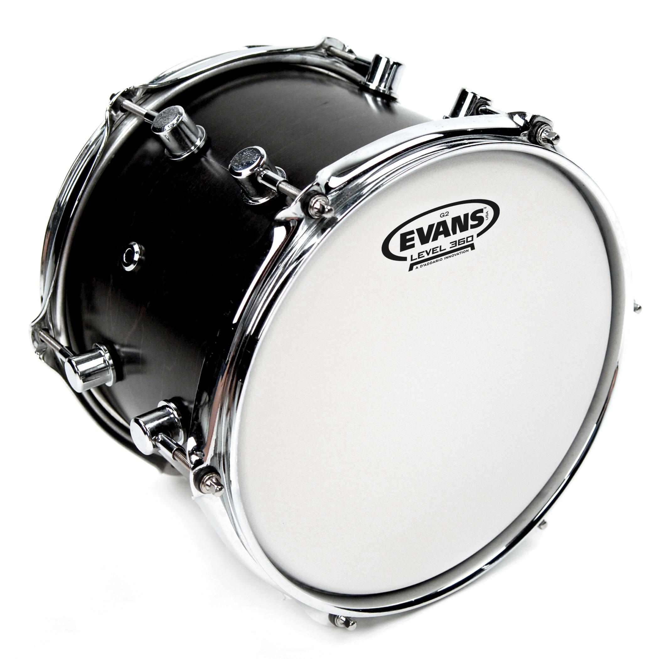 evans g2 coated drum head 10 inch musical instruments. Black Bedroom Furniture Sets. Home Design Ideas