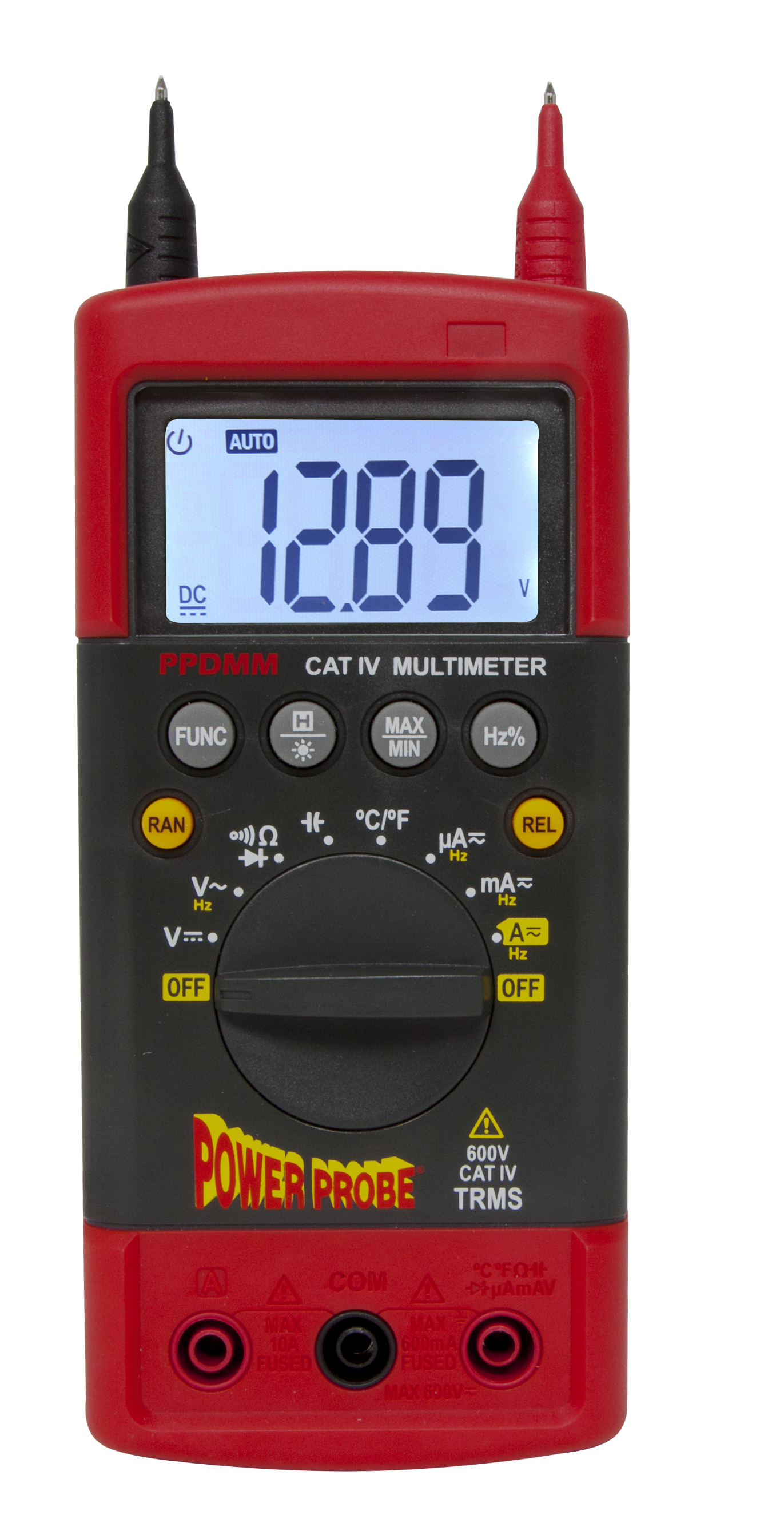 Temperature Probe For Digital Multi Meter