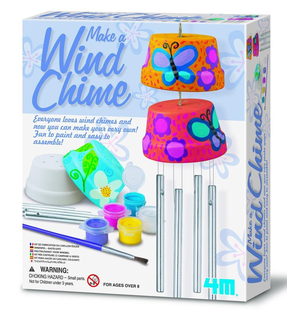 Easy To Make Wind Chimes: 4M Wind Chime Kit