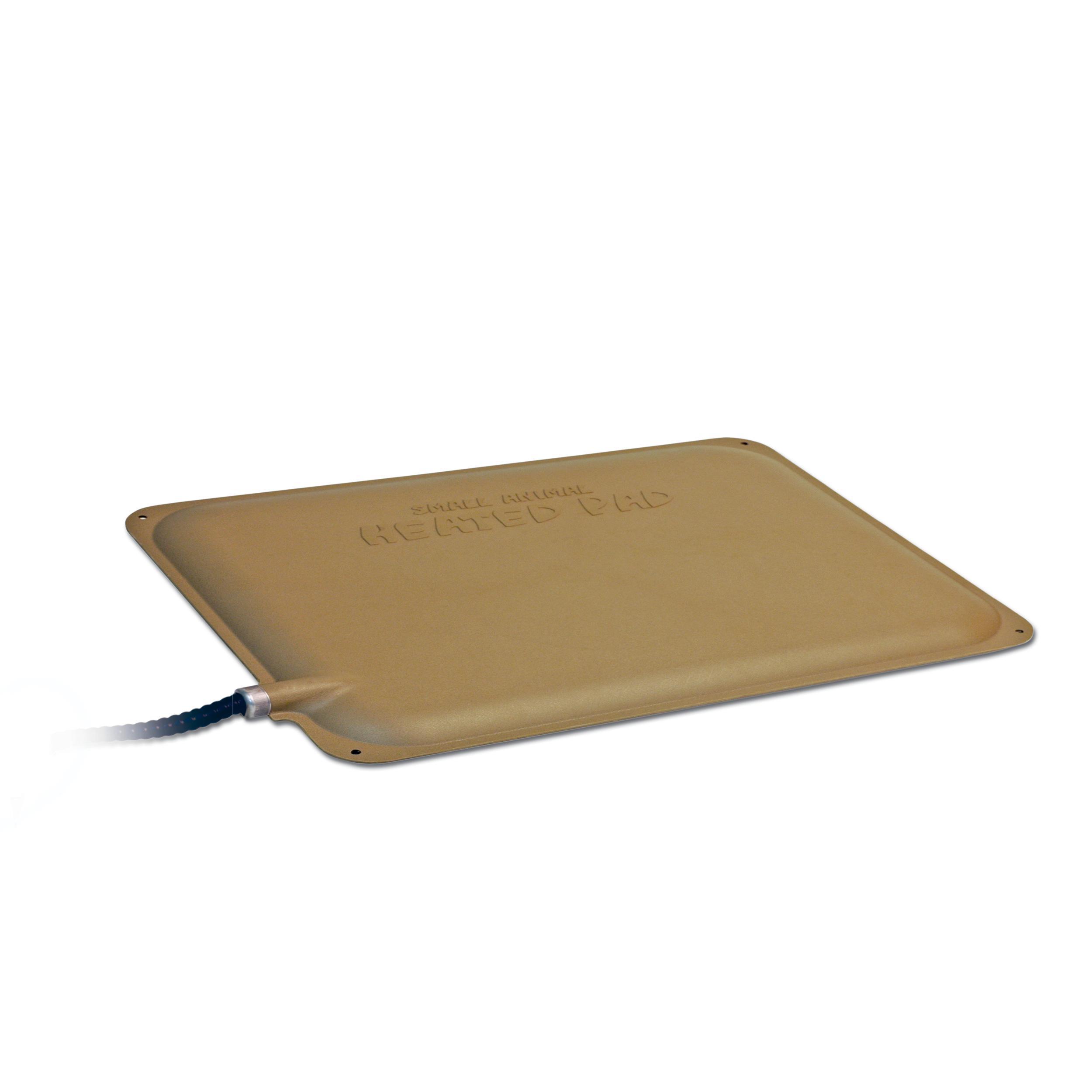 Amazon Com K Amp H Manufacturing Small Animal Heated Pad Tan