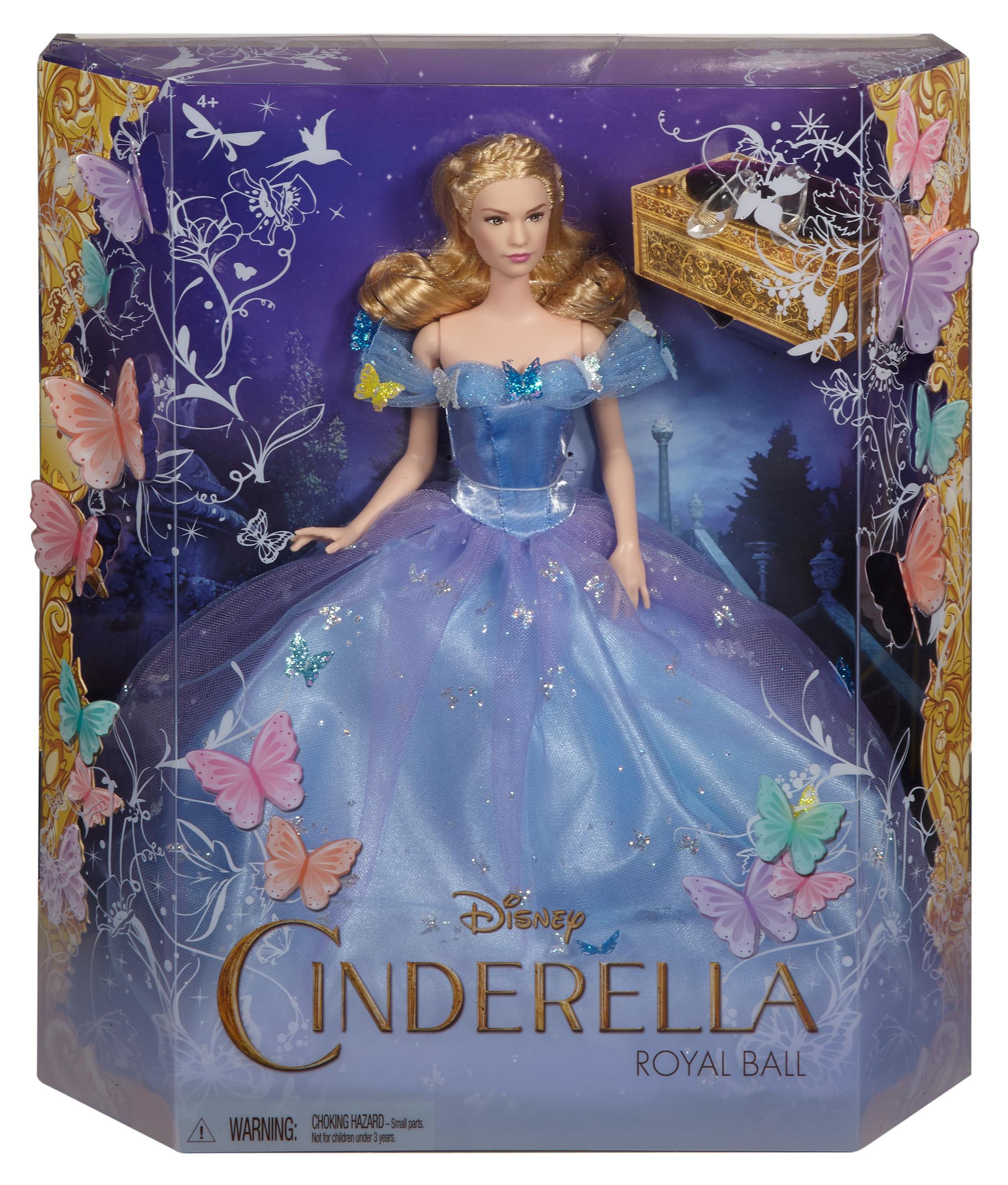 Disney Princess Royal Ball Cinderella Doll
