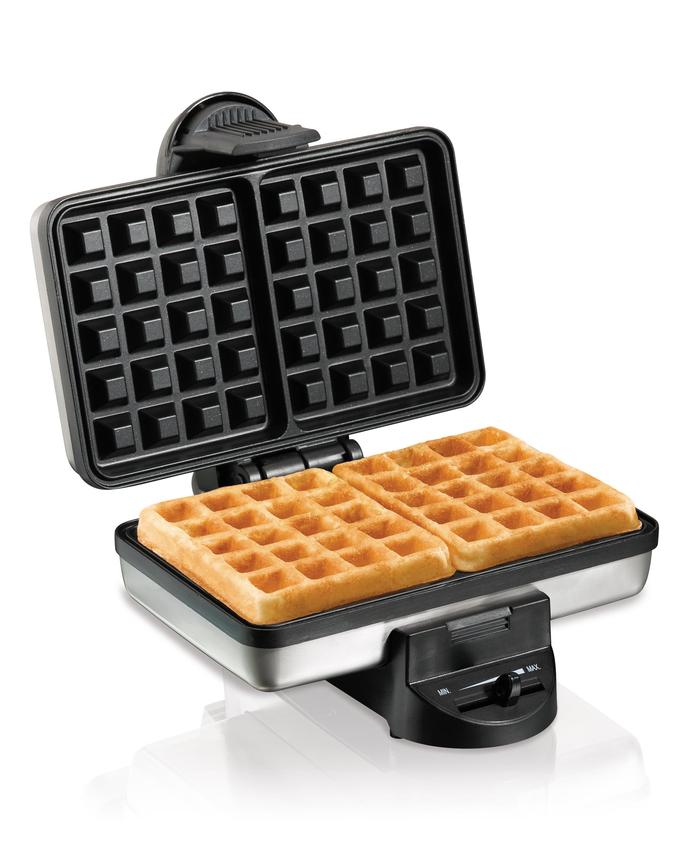 Amazon.com: Hamilton Beach 26009 Belgian Style Waffle