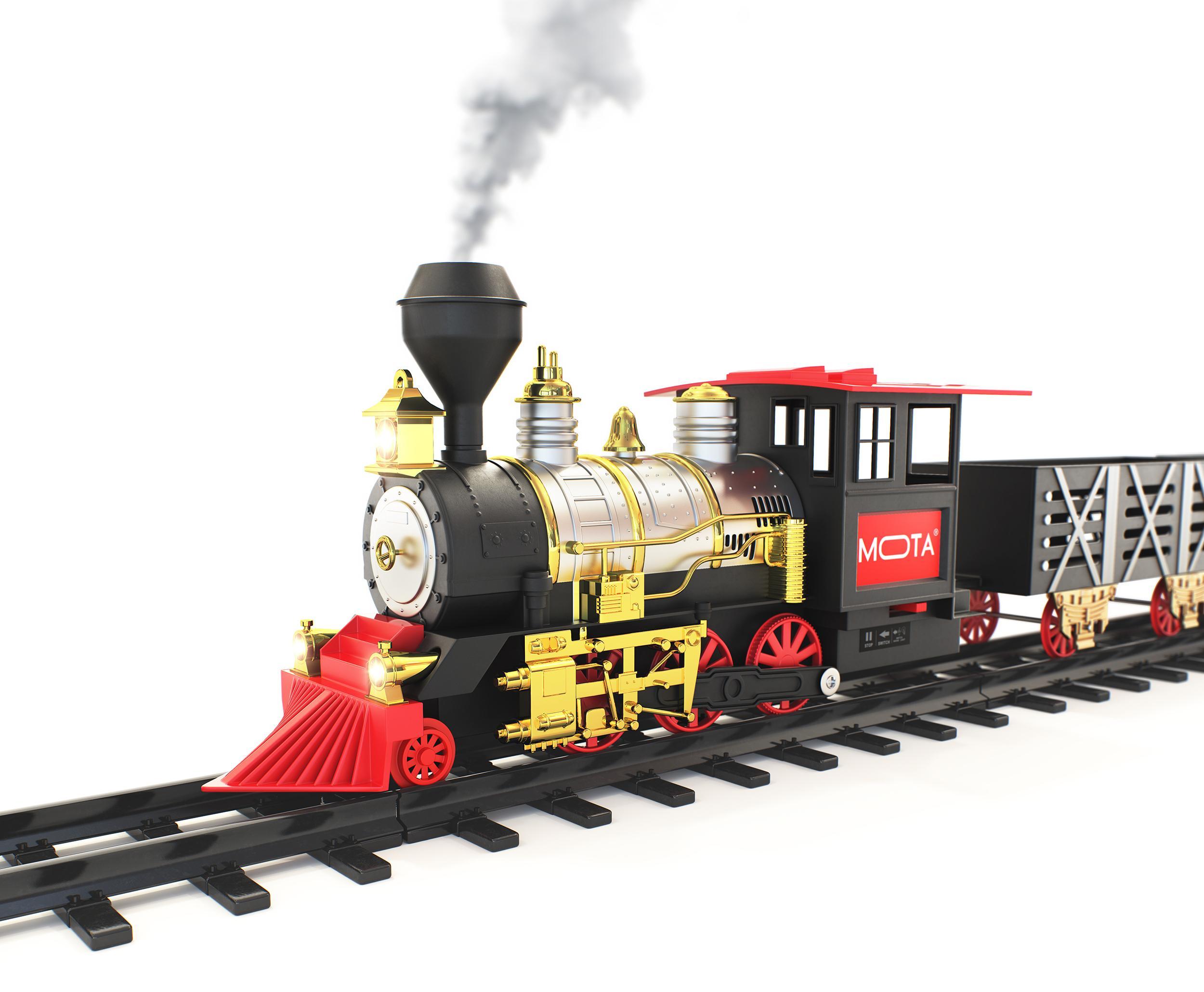 Amazon Com Christmas Santa Holiday Classic Train With