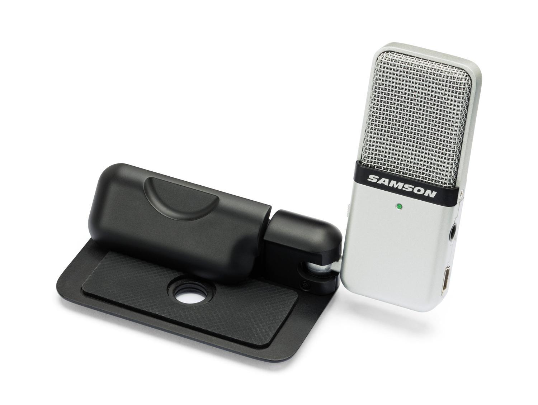 samson go mic portable usb condenser microphone musical instruments. Black Bedroom Furniture Sets. Home Design Ideas