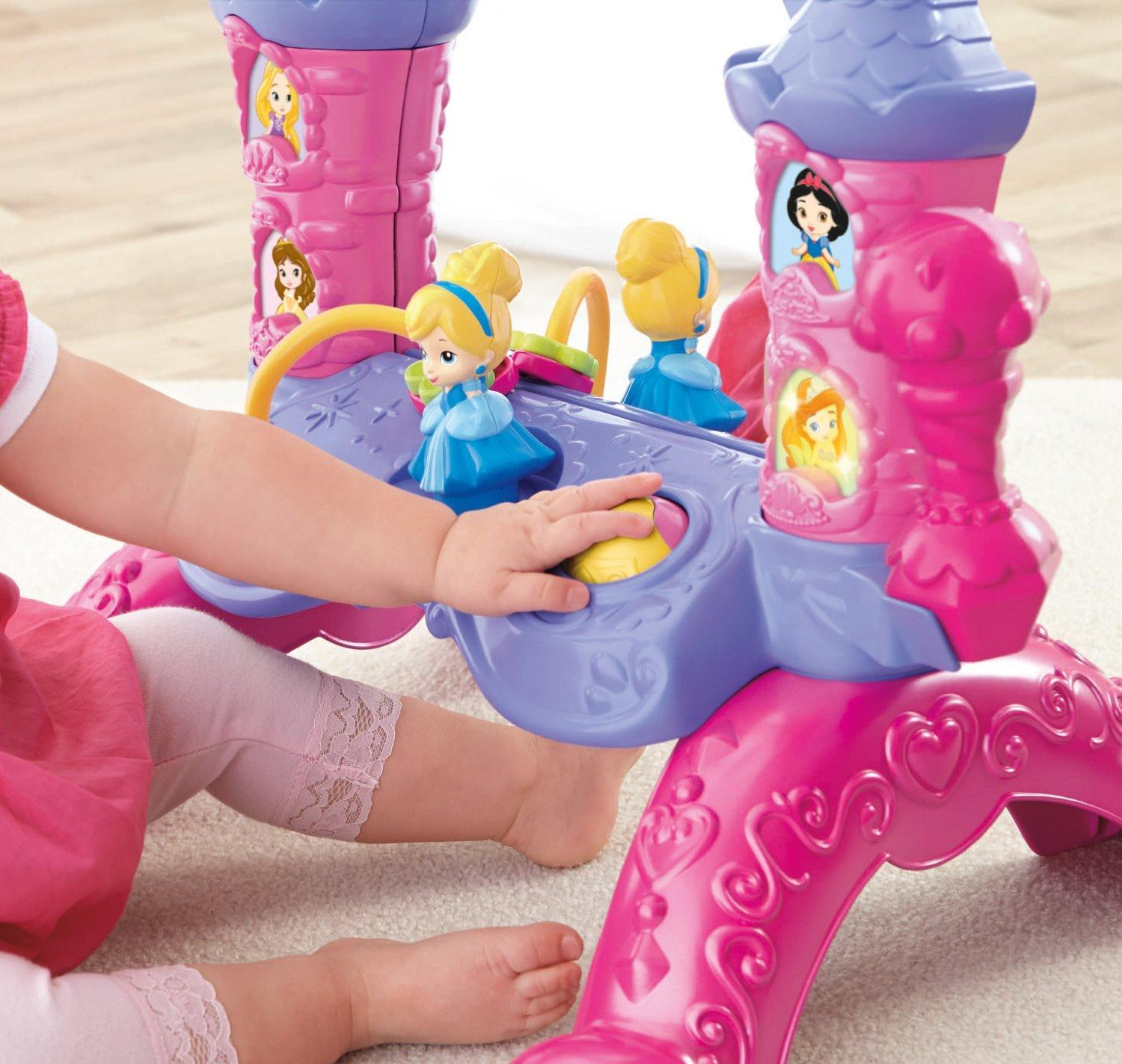 Amazon Com Fisher Price Disney Princess Musical Princess
