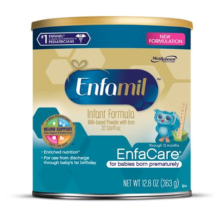 Amazon Com Enfamil Enfacare Baby Formula 12 8 Oz Powder