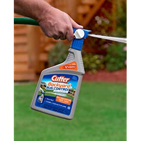 Amazon.com: Cutter Backyard Bug Control 32 oz Ready-to ...