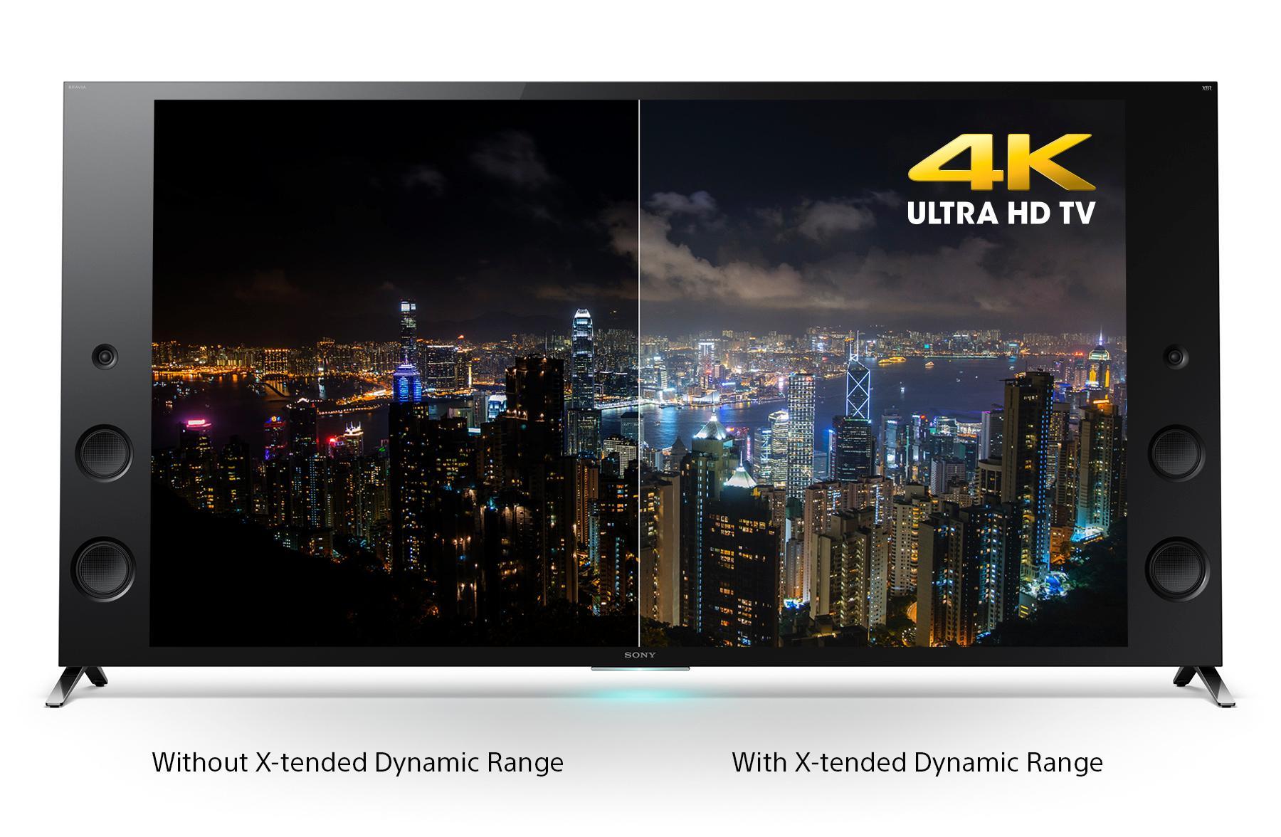sony xbr65x930c 65 inch 4k ultra hd 120hz 3d smart led tv 2015 model electronics. Black Bedroom Furniture Sets. Home Design Ideas