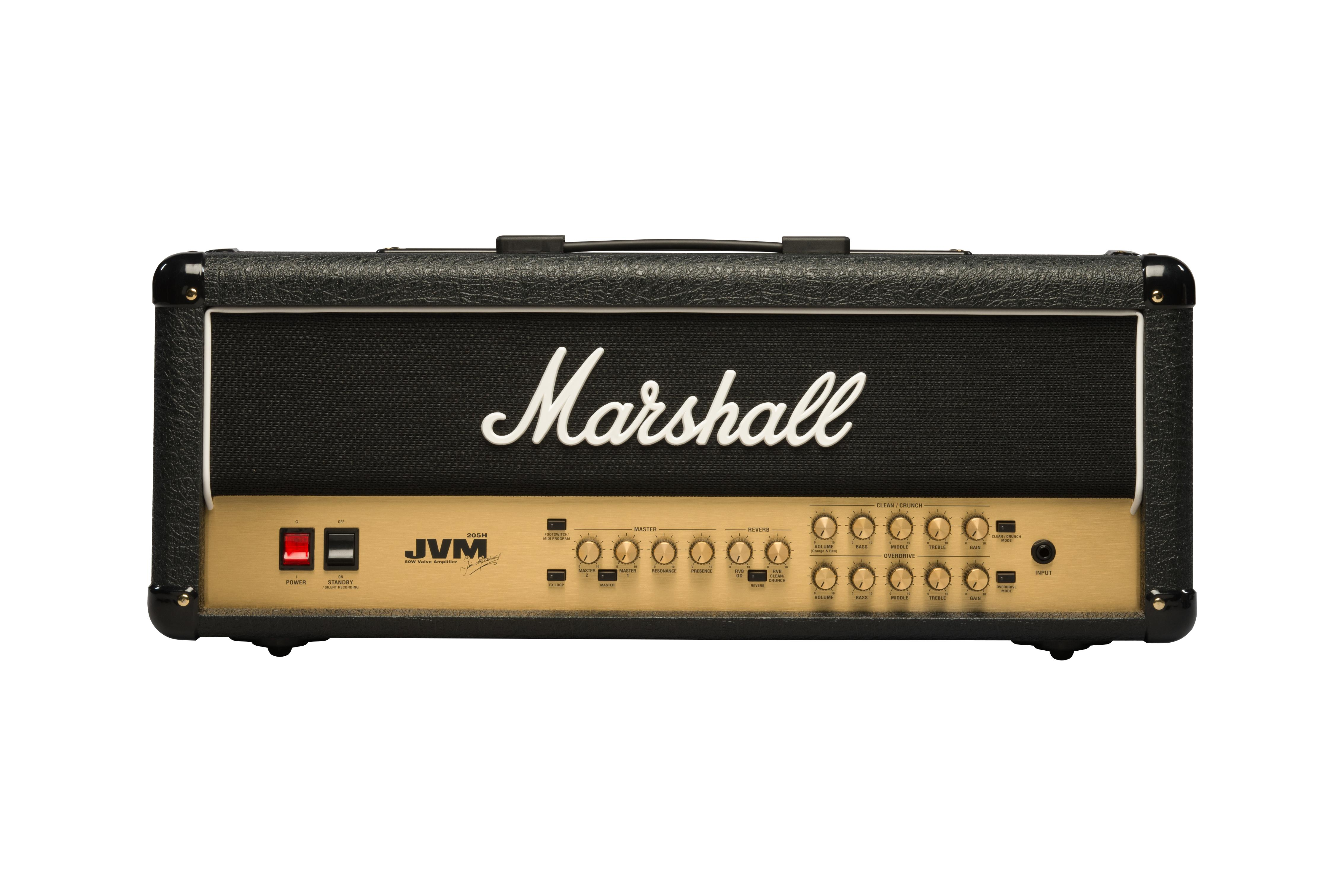 marshall jvm m jvm205h u guitar amplifier head musical instruments. Black Bedroom Furniture Sets. Home Design Ideas