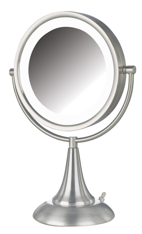 Amazon Com Jerdon Hl8510nl 8 5 Inch Led Lighted Vanity
