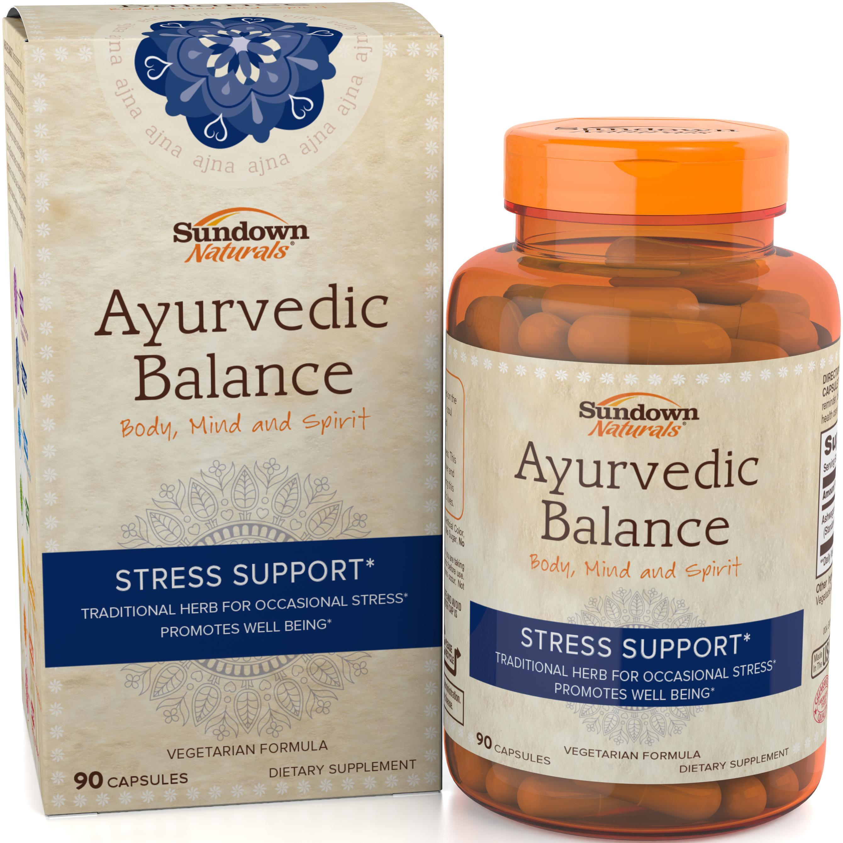 Sundown Natural Stress Formula Reviews