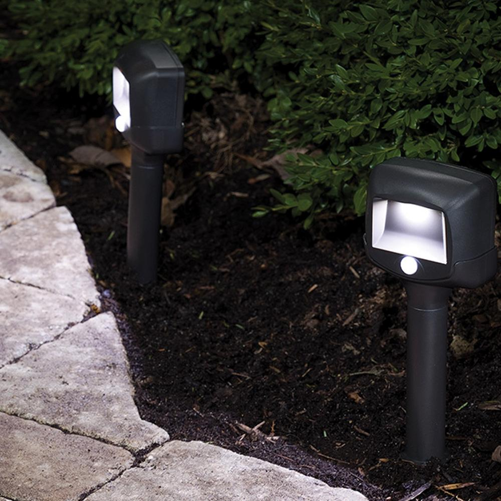 Mr. Beams MB572 Battery Powered Motion Sensing LED Path