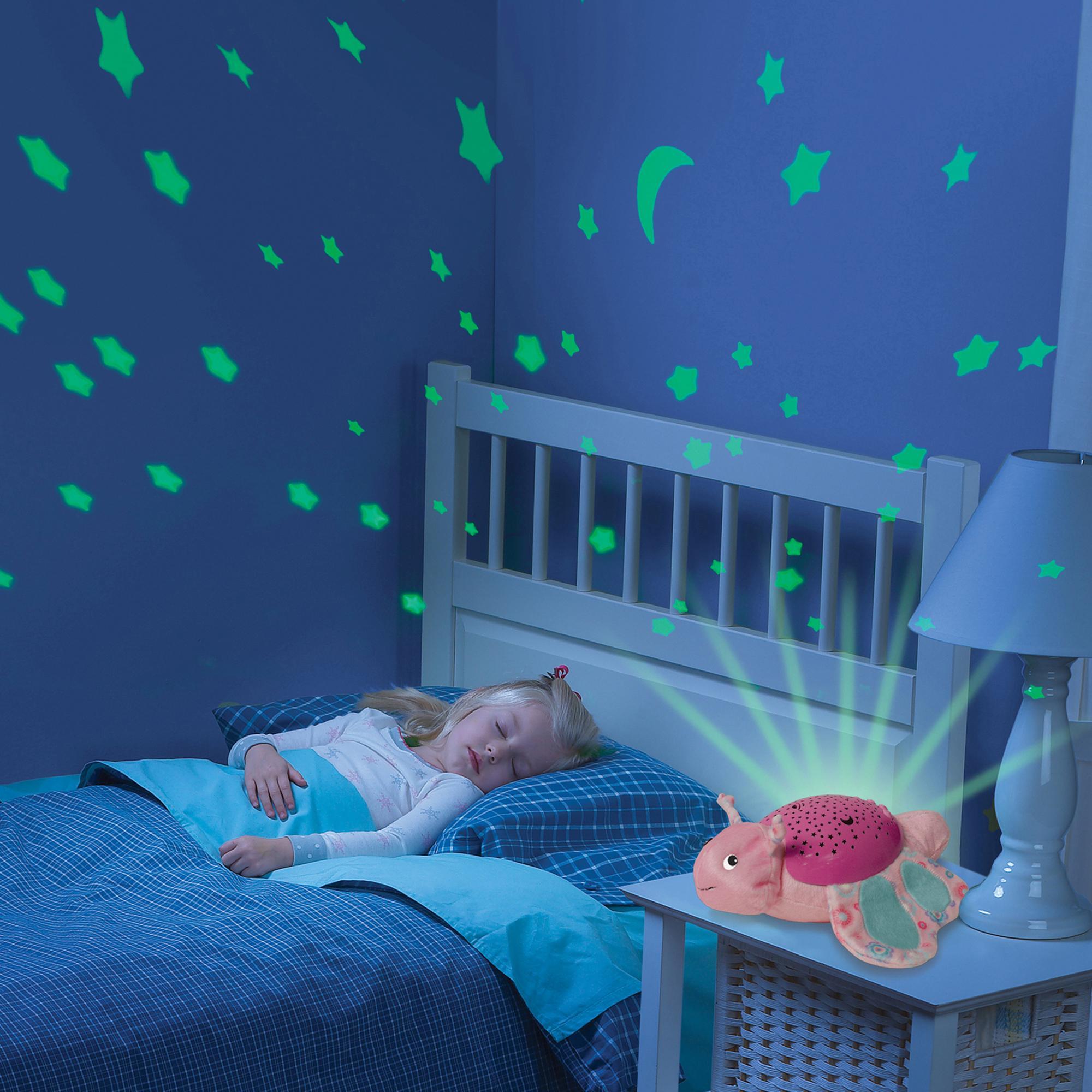 Slumber Buddies Night Light Projector Baby Nursery