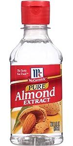 Amazon Com Mccormick Pure Vanilla Extract 16 Oz