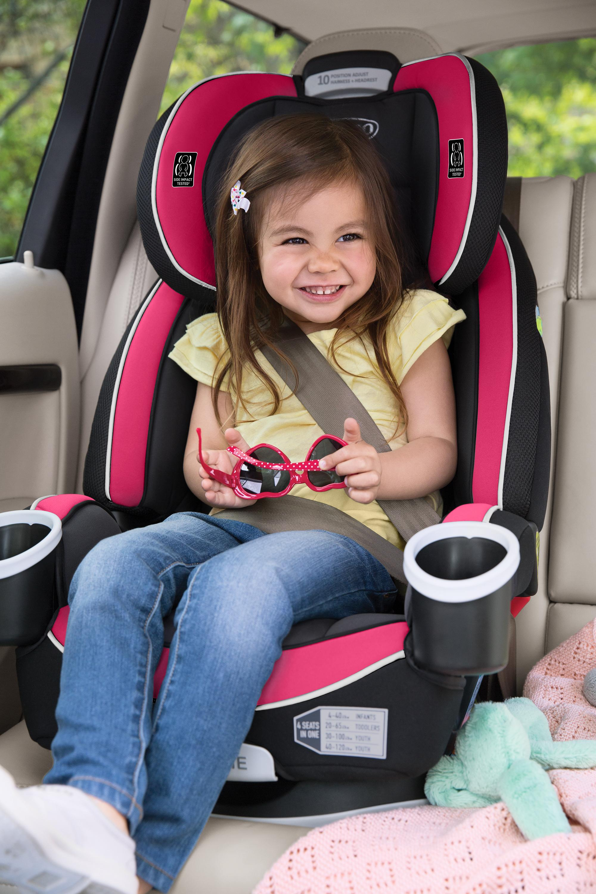 Graco 4ever All-in-One Rear-facing Baby Car Seat