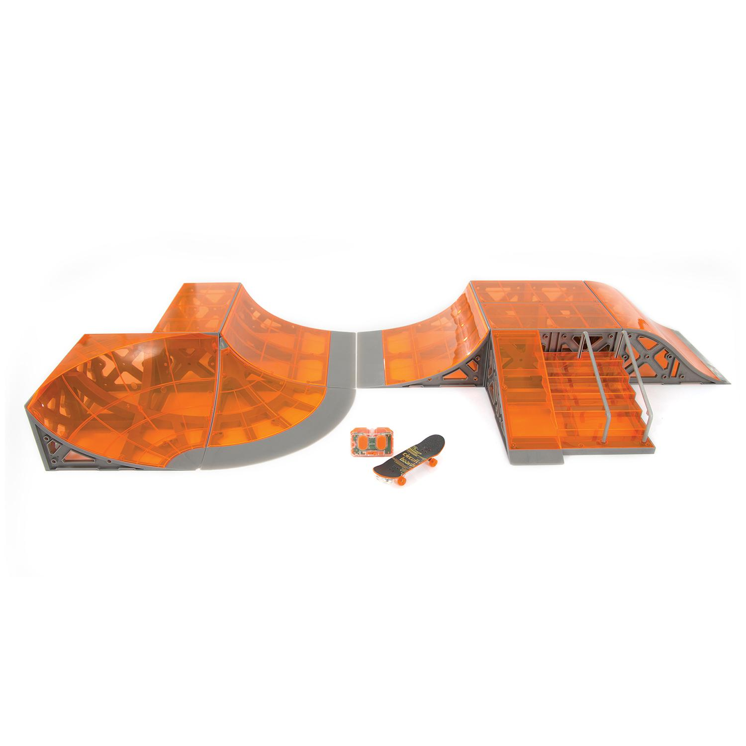 hexbug tony hawk circuit boards skatepark colors may vary