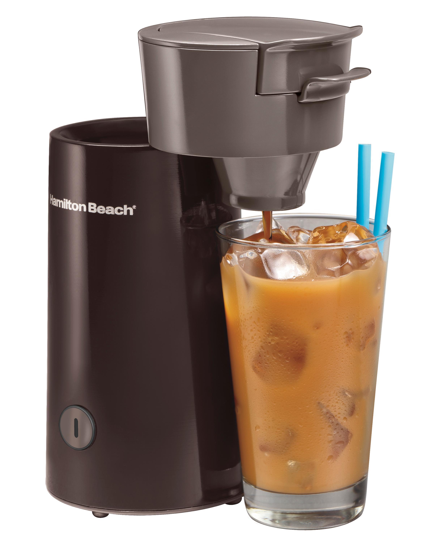 Amazon.com: Hamilton Beach Iced Coffee & Tea Maker (40917 ...