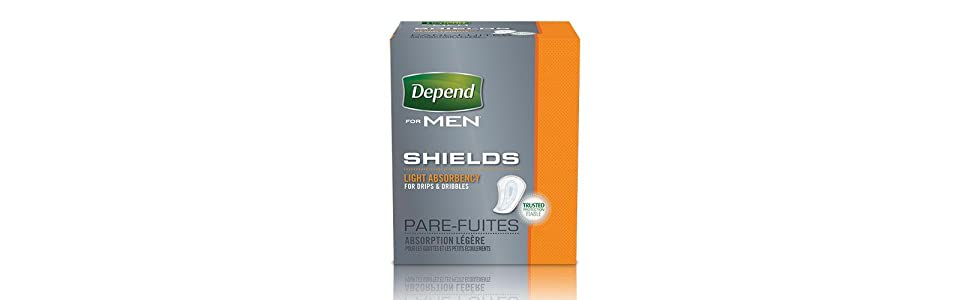 Depend Shields