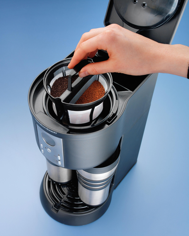 Amazon Com Hamilton Beach Coffee Maker Stay Or Go