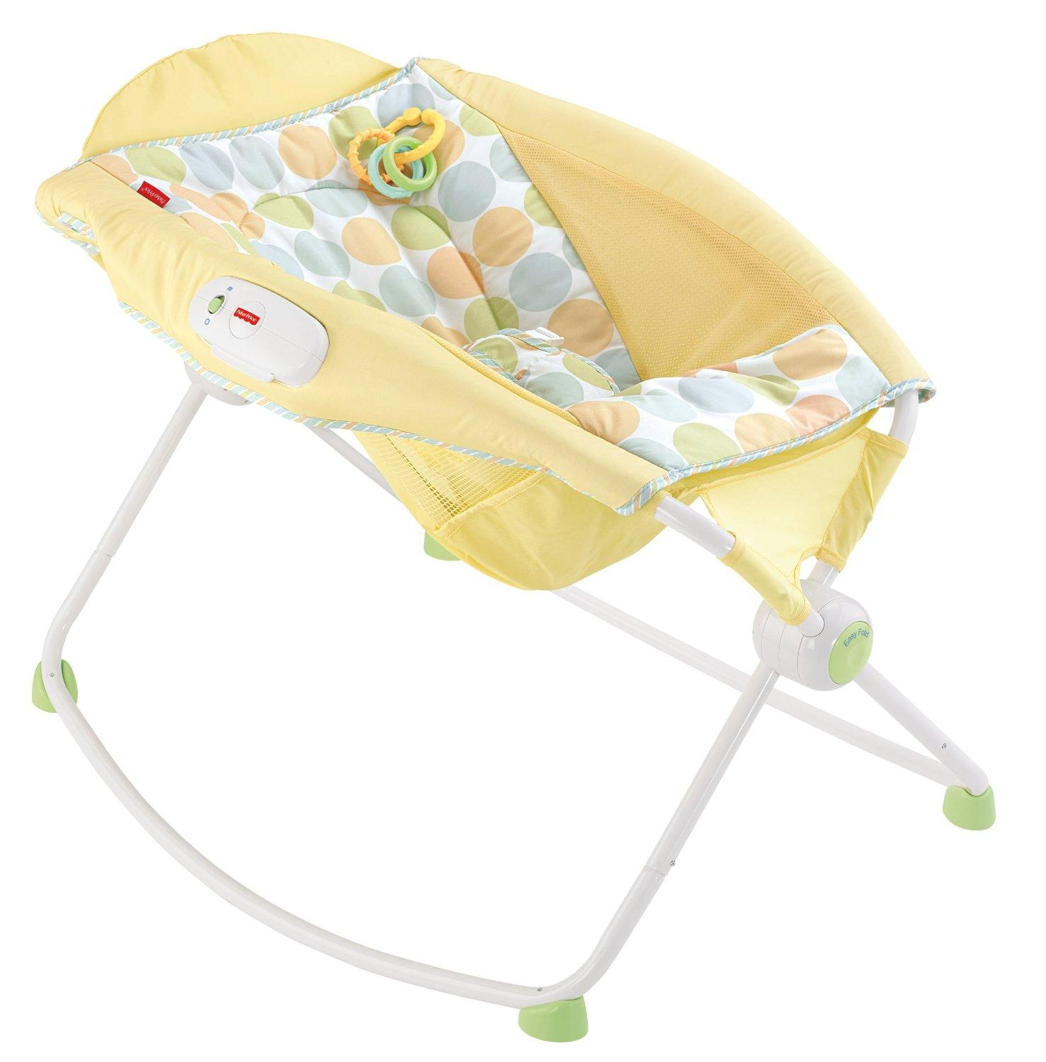 Amazon Com Fisher Price Newborn Rock N Play Sleeper