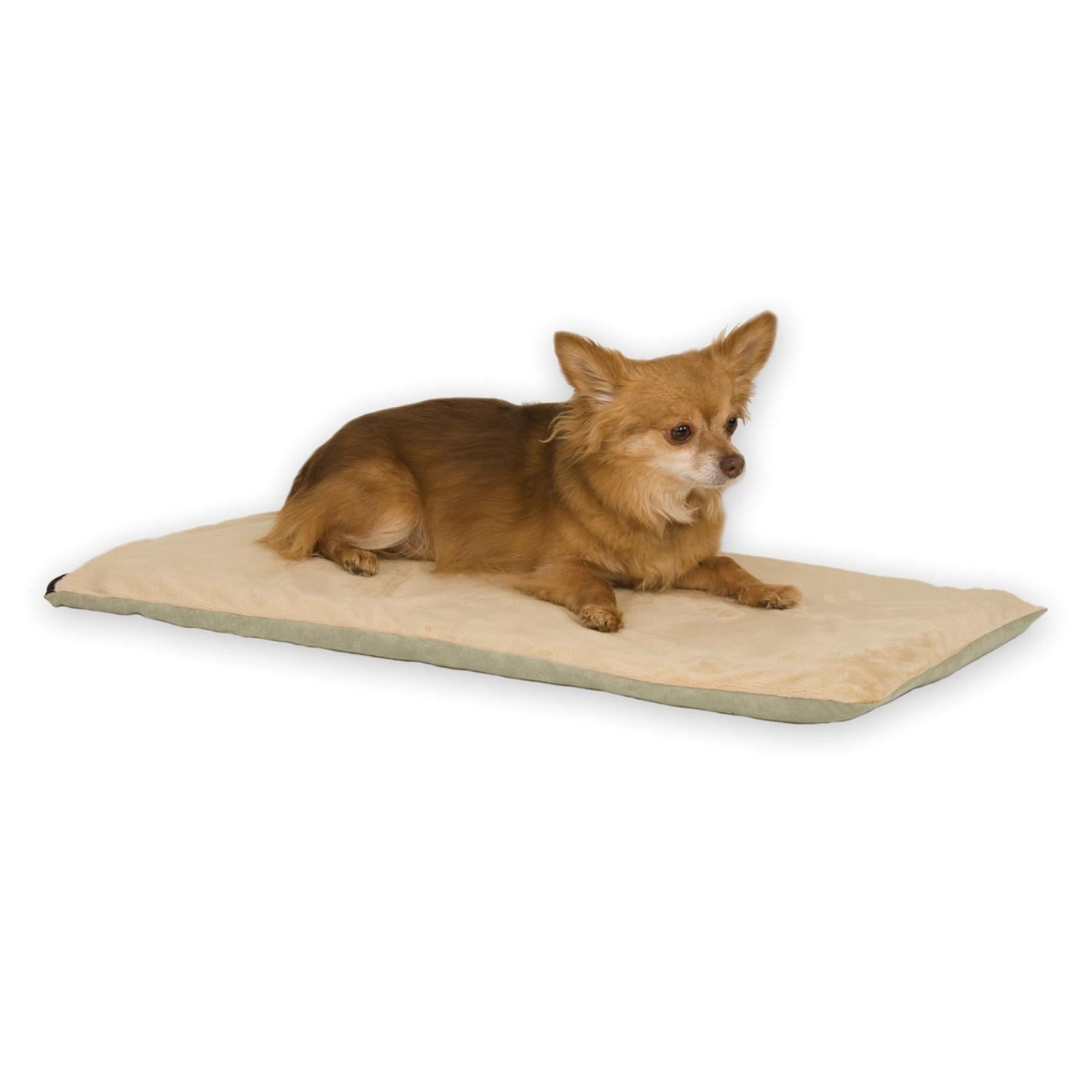 Amazon Com K Amp H Manufacturing Thermo Pet Mat Sage 14 Inch
