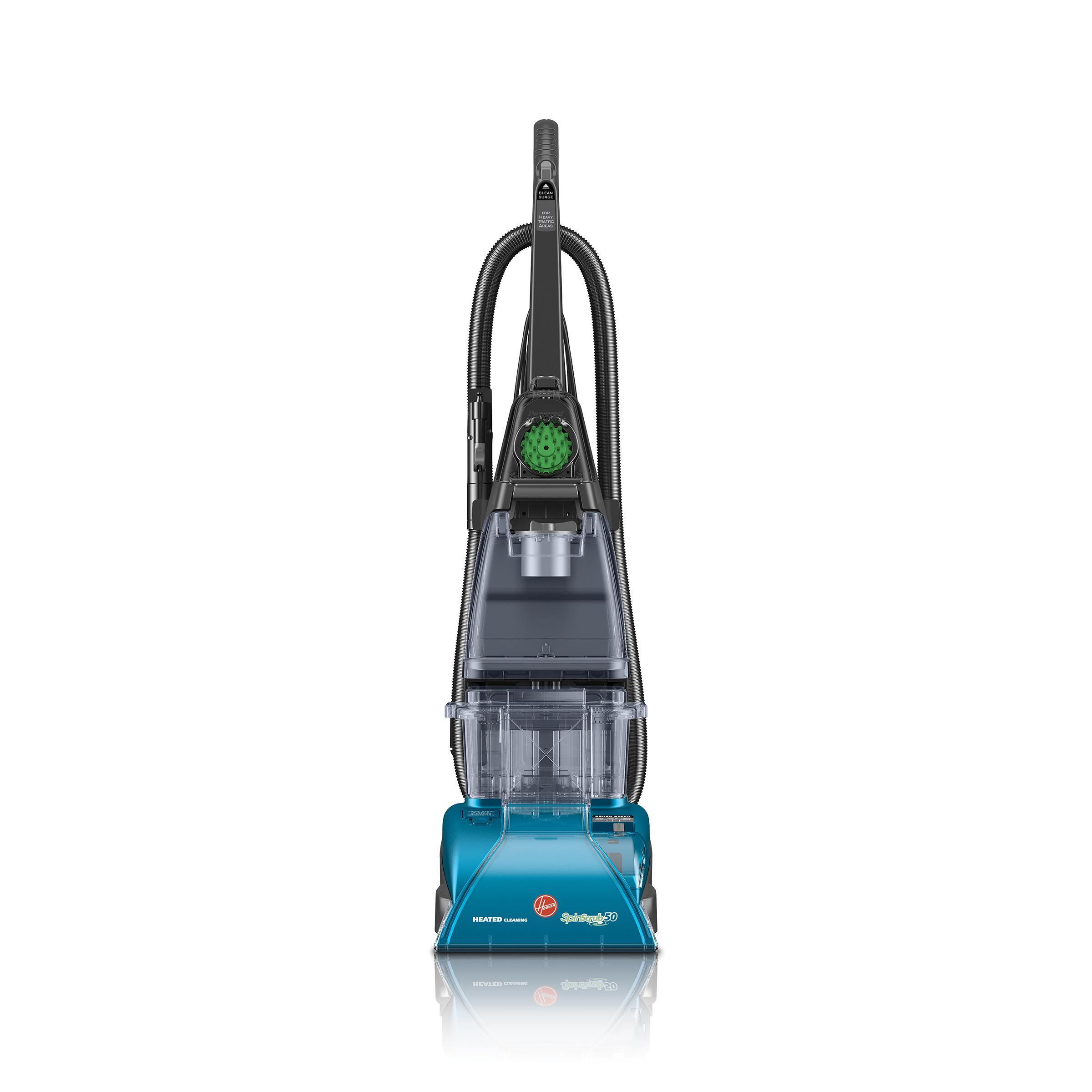 Hoover Vacuum Power Scrub Deluxe Carpet Floor Upholstery