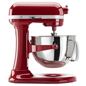 Amazon Com Kitchenaid Kp26m1xnp Professional 600 Series 6
