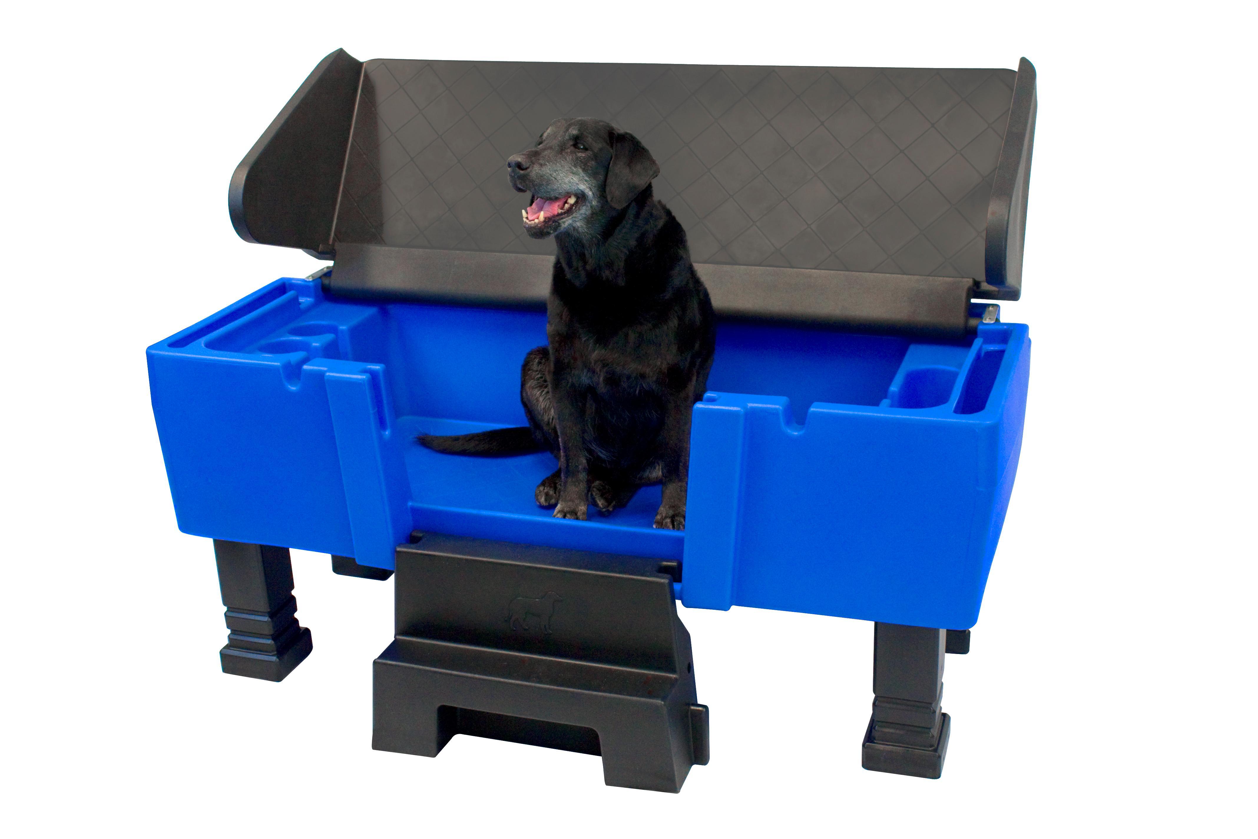Pet Dog Cat Canine Wash Washer Station Groom Clean Trim